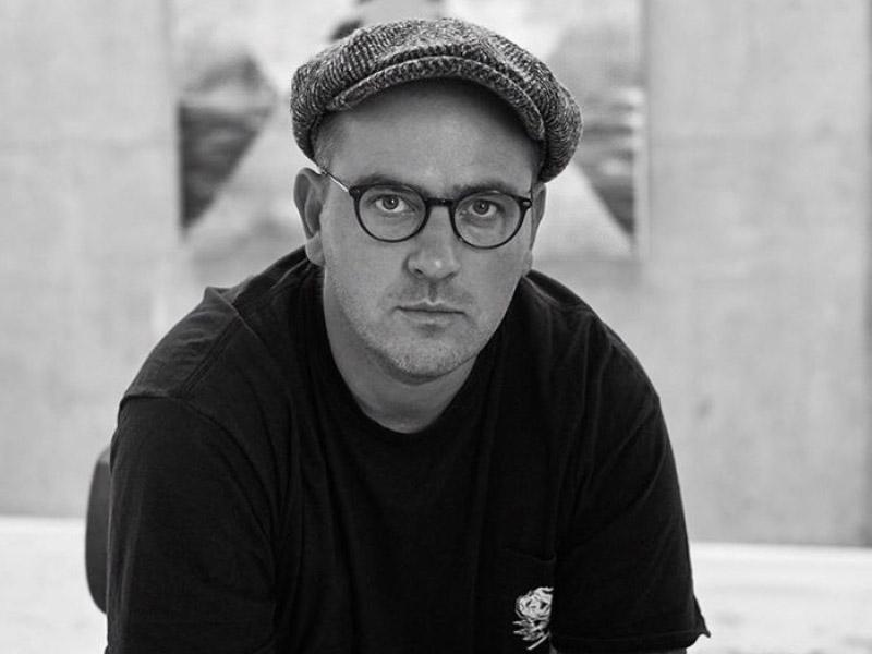 Stefan Strumbel Portrait
